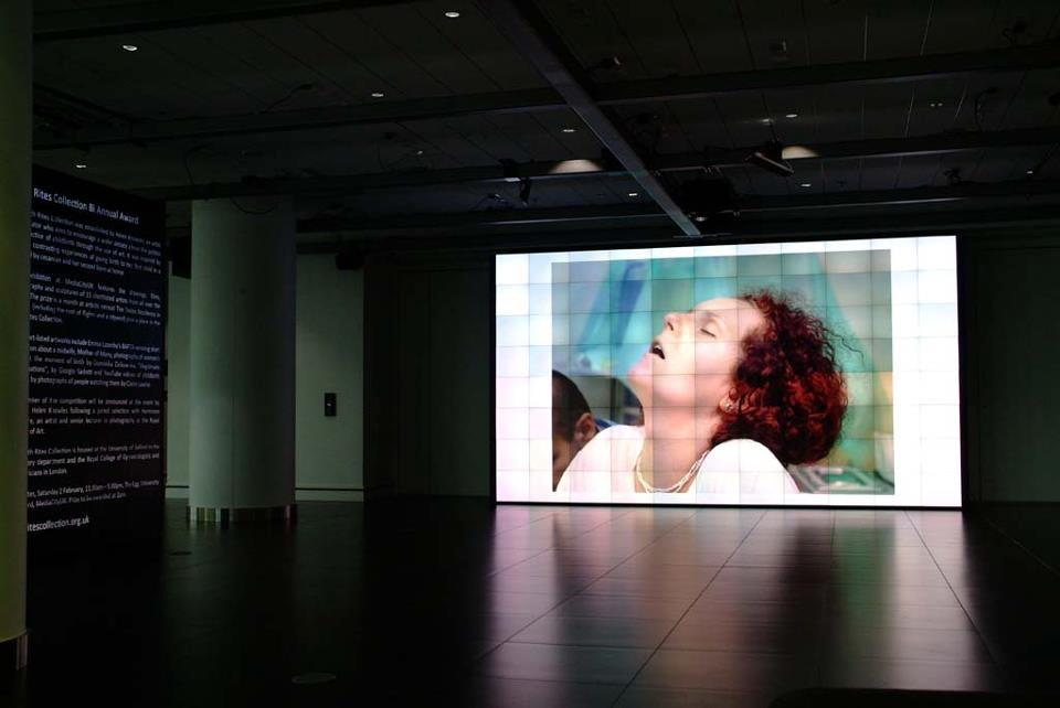 Pokaz zdjęć i projektów zgłoszonych na konkurs Birth Rites Collection, Manchester 2013